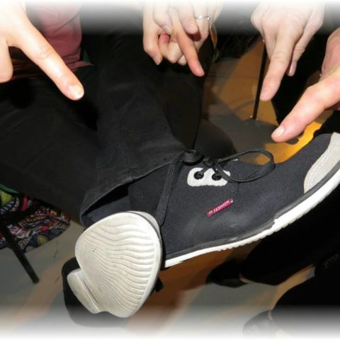 Gudruns Schuhe