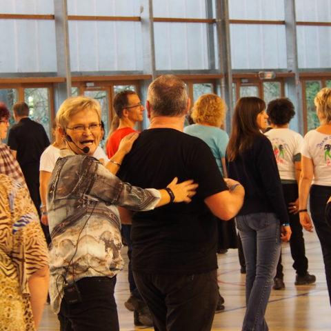 Gudrun Schneider bei Country Corot Dance